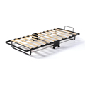 traveler sleep master movable folding cot metal slats bed frame DJ-PQ08