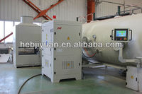 High efficiency Wood drying chamber with vacuum tank