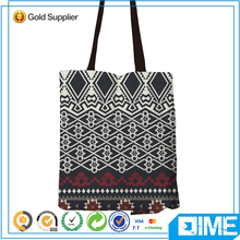 Fashion Style Chevron Tote Bulk Cotton Bag
