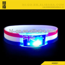 Gifts for blind people glowing wristband christmas gift