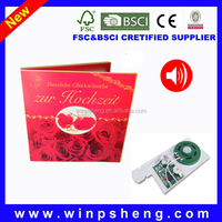 musical chip for card /greeting card musical ic