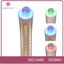 skin renewal light therapy device best wrinkle&acne removal microcurrent facial machine