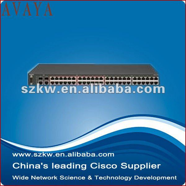 New Original Avaya ETHERNET ROUTING SWITCH 4000 AL4500A22-E6