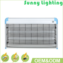 Hot sales 90mm 2X10W/15W/20W new design Moquito Killer/Insect killer/Bug zapper with Magnetic ballast or LED lamps
