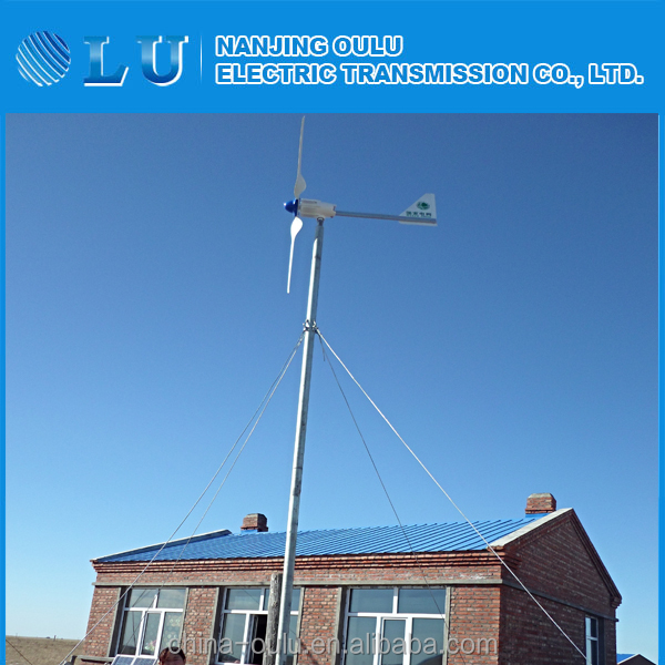 new design motor for wind turbine residential wind power generator