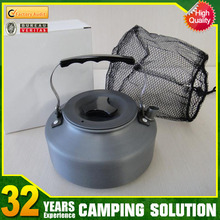Outdoor Camping Stainless Steel 800ml whistling Kettle