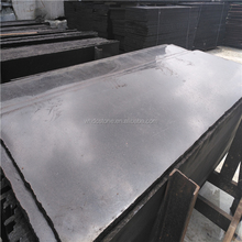 China Absolute Black Granite Polished Natural Stone Slabs Dyed Building Material Tiles