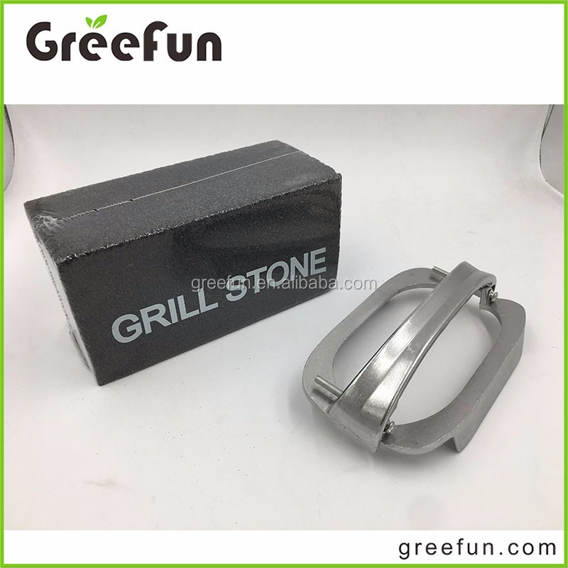 how to clean a hot stone grill