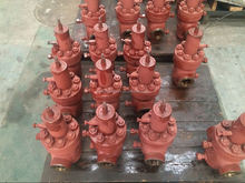 API 6A wellhead control valve expanded plate gate valve