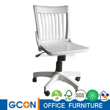 Swivel chair wood base GCON chairs 101 type