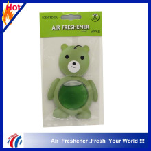 hot sale cheap popular best membrane flavour & fragrance air fresheners/custom sexy car freshener
