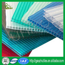 Gaozhu 2015 new plastic roof tiles uv-coat polycarbonate sheets for sale made in china