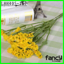 Wholesale artificial flower bouquet forget me not flower