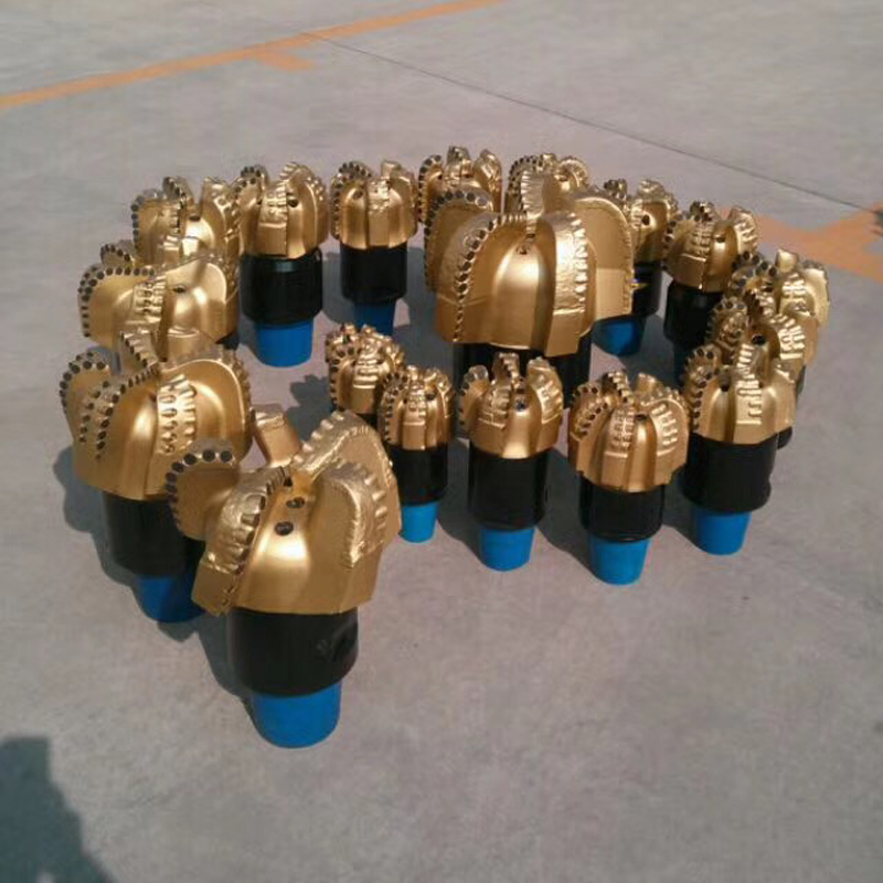 Body Pdc Bit For Oil Gas Ore Well Drilling