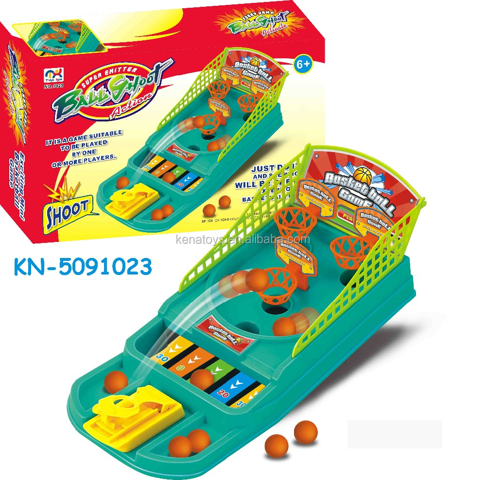 EN71 juguetes 2016 finger basketball shooting games toys