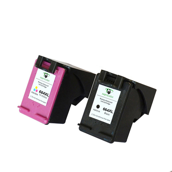 Supricolor remanufactured ink cartridge replacement for hp 664 used for hp 3636 3638 3838 4538 4678 printer cartridge