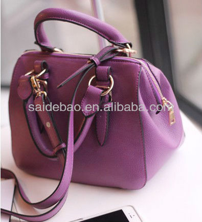 fashion design genuine leather women's bag beautiful women bag leather handbag