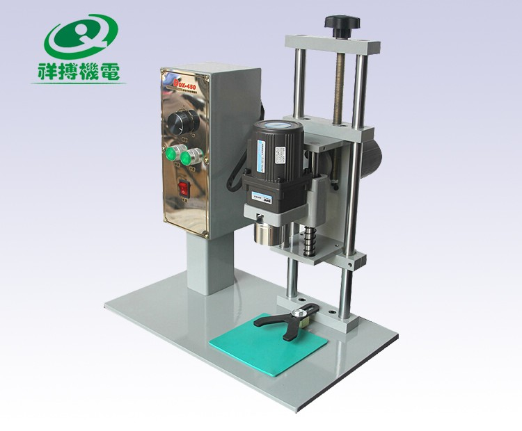 Small pet bottle screw capping machine