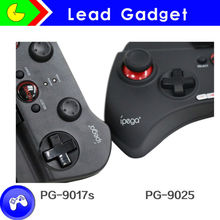 2015 new style Ipega factory bluetooth gamepad for ipad 2/3/4/5/mini wireless joystick for pc joystick top-selling in China