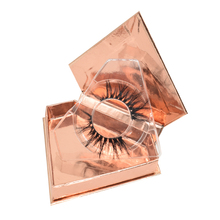 Online Shopping Direct Order False Eyelash Custom Diamond Package Box 25mm Eyelashes 5D No Logo