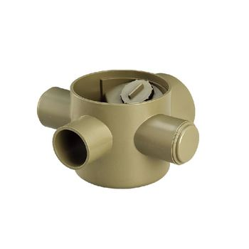 ERA Drainage Pipe Plumbing Fittings Non-pressure PVC Floor Drain Gully Trap
