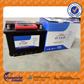 High Quality 55530MF DIN Standard 12V55ah Auto Car Battery