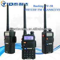 Baofeng uv5r 5w output display phone base station