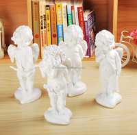 Customize angle Cupid figurine wedding gifts resin creative decoration