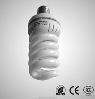 Zhongshan manufacturer 25W T3 full spiral CFL energy saving light