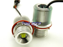 Play and plug auto led angel eye lamps E39 40W for BMW E39 E87 X3
