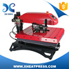 FJXHB1 Pneumatic Automatic Heat Press Machine T-shirt, logo printing machine