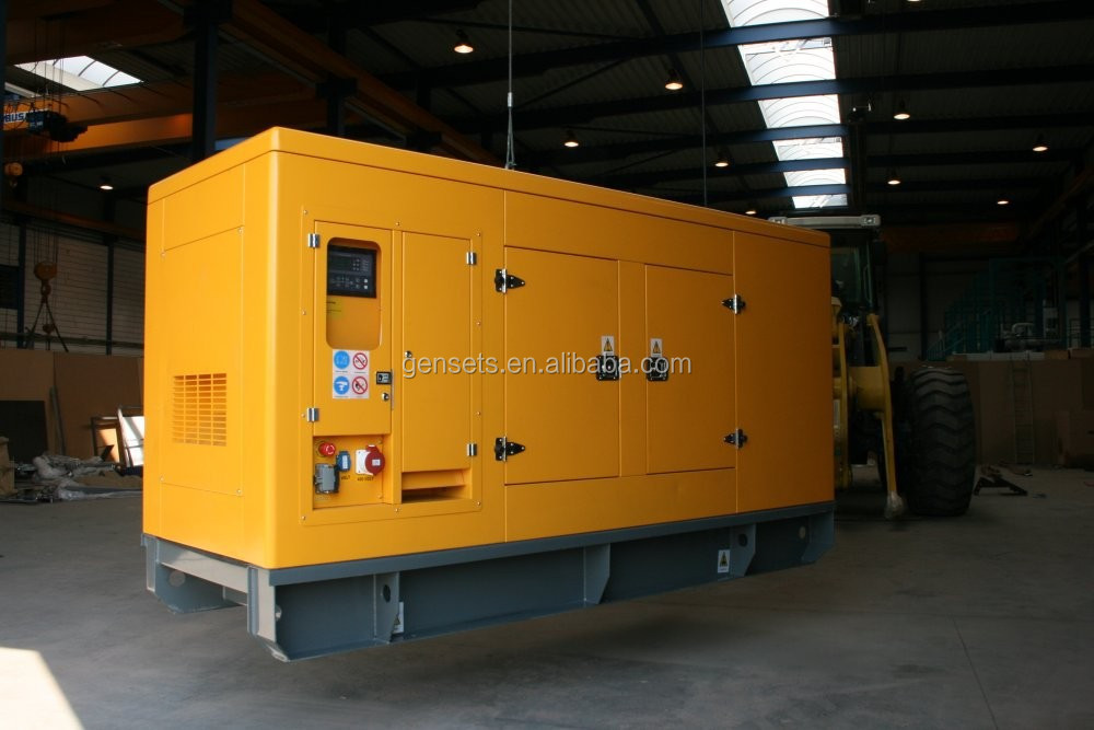 Powerd by CUMMINS KTA38-G5 800kw cummins 1000kva diesel generator