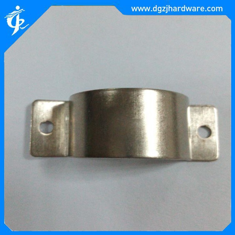 slice stainless steel stamping hardware parts metal clips