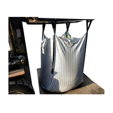 100% polypropylene 1500kg conductive JUMBO BAG/FIBC/BULKBAG/SLING BAGS SUPPLIER IN UAE, AFRICA