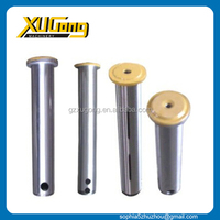 excavator bucket pin and bushing