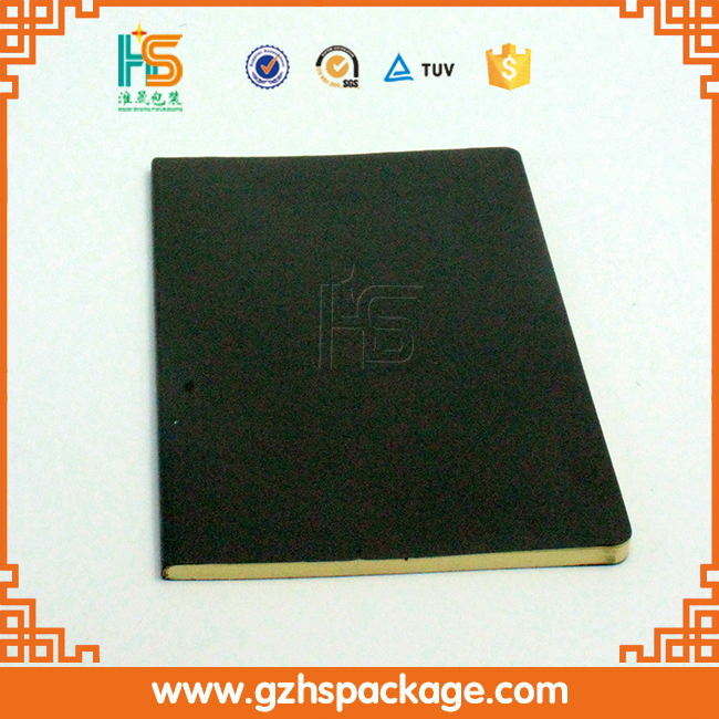 Custom Black Fancy paper Bulk Composition Notebook Cheap Price