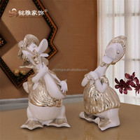 Design home decor Feng shui ornaments home decor animal resin artifact