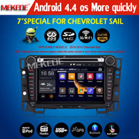 Android 4.4 car auto audio player for chevrolet sail 2010-2013