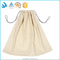Promotional new style cheap price brushed cotton rucksack backpack drawstring bag