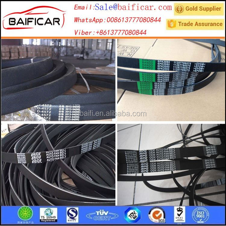 truck fan belt ch suppier pk belt roly v belt
