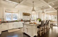 House builder construction House remoderling kitchen cabinet bather room project houzz contractor N049