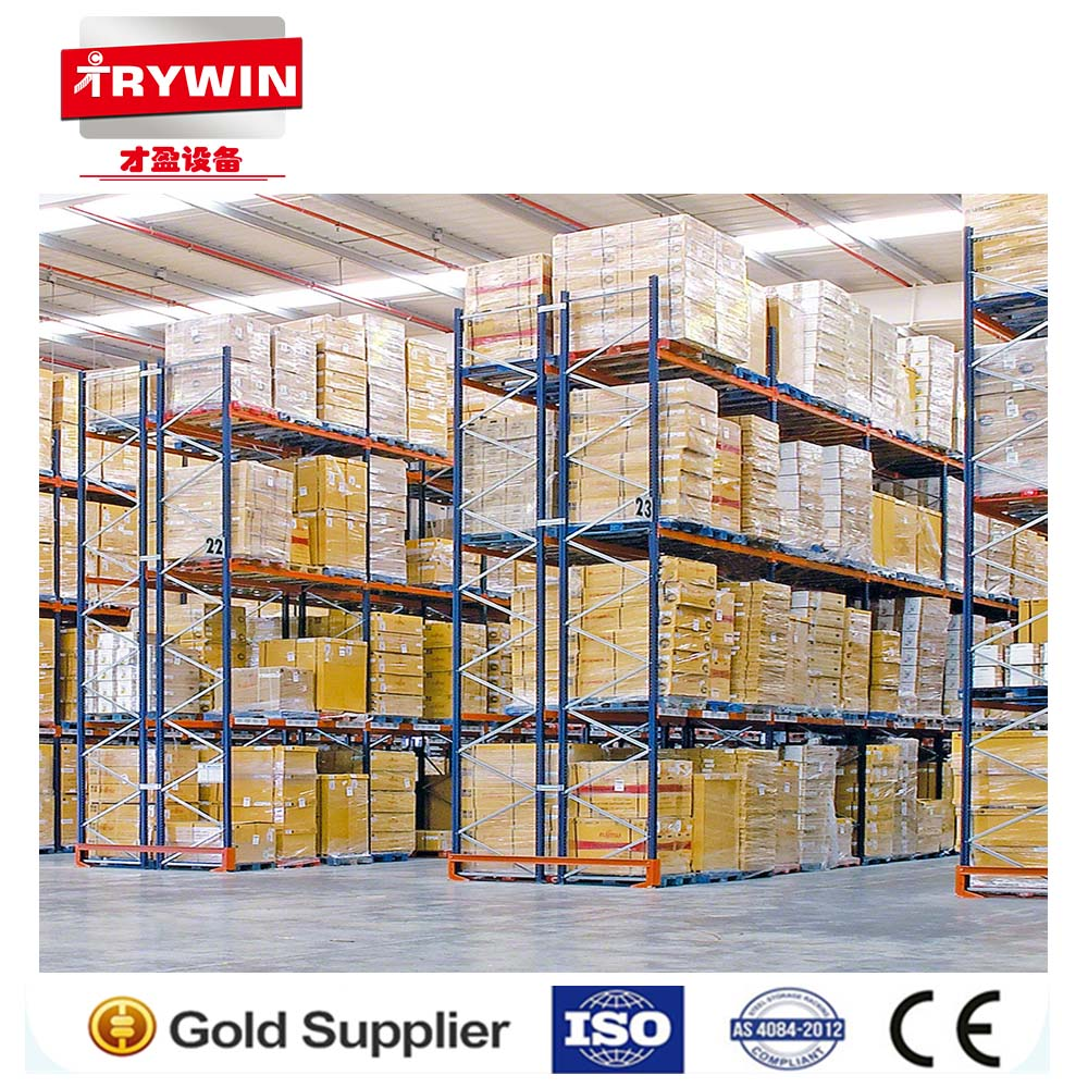 Powder Coating Selective Pallet Racking System Price Heavy Duty Pallet Racking With Multi Layer