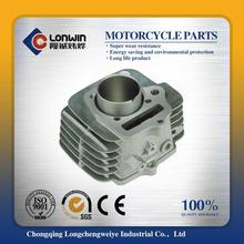 Professional cylinder block motorcycle