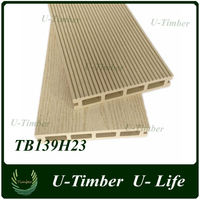 Professional Durable Waterproof Outdoor Composite Timber Flooring