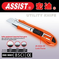 Bag cutting famous brand cutter knife economic ABS Utility Knife