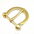 High Quality large Metal Handbag Buckle
