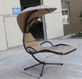new design outdoor garden hammock chair swing chair with canopy