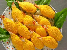 breaded frozen surimi imitation crab claw