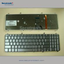 Genuine Laptop keyboard for HP HDX16-1000 X16-1100 X16-1200 X16-1300 US silver backlit with great price