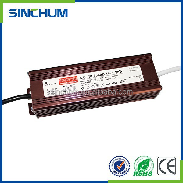 made in china 2100ma ac direct led driver 70w